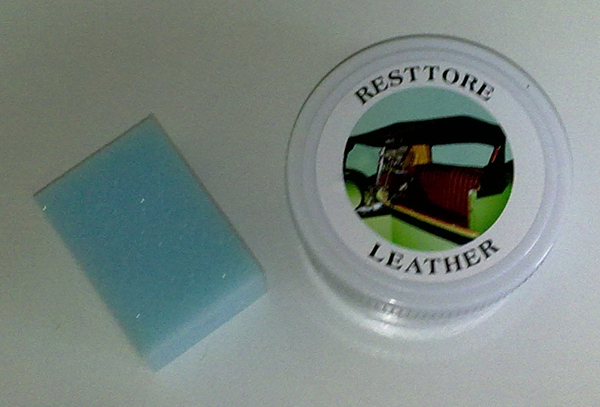 Resttore leather